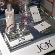Dior Joy Nouveau Display Dimensional Initials