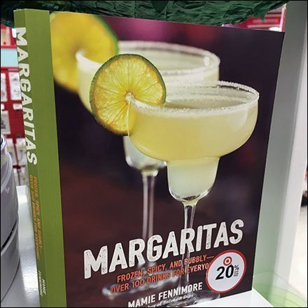 Margarita Retailing Display - Margarita Merchandising Accessory Island