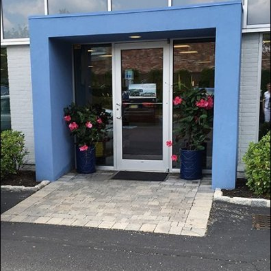 Mercedes Benz Entry Floral Welcome