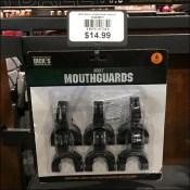 Mouthguard Saddle-Mount Scan Hook