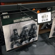 Mouthguard Saddle-Mount Scan Hook