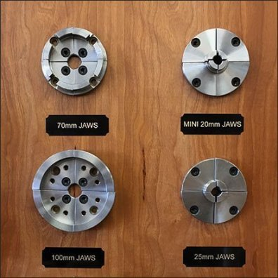 Nova Lathe Chuck Jaws And Accessories Display Feature2