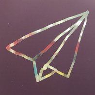 Paper Rebel Paper Airplane Icon Branding