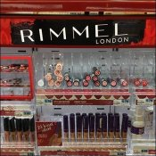 Rimmel Lip Bar Comprehensive Merchandising