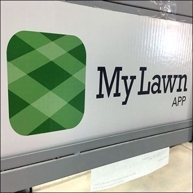Scott's My Lawn App Download Invitation Feature