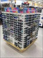 Summertime Sunglasses Pallet Display