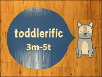 Toddler Floor-Graphic Breadcrumb-Trail