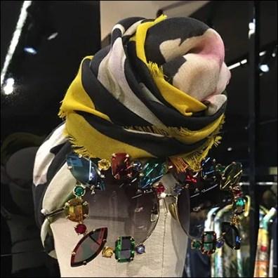 Dolce-&-Gabbana Sunglass Modeling 2-of-4