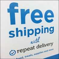 Free-Shipping Pet Food Promise