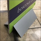 Freestanding Foamcore Signboard Stand