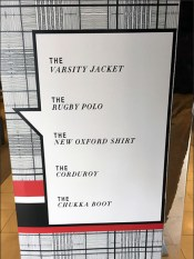 It-List Men's-Varsity Visual Merchandising