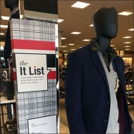 It-List Men's-Varsity Visual Merchandising