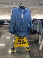 Nordstrom Rack Apparel-Rack-Warning