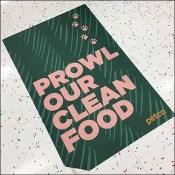 Prowl-Clean-Pet-Food Floor Graphic