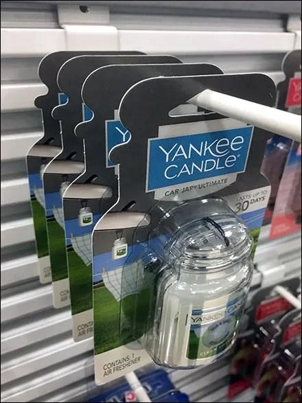 Yankee Candle Uniweb Hook Merchandising