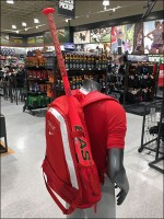 Baseball-Bat Backpack-Holster Lifestyle Sell