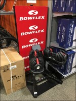 Bowflex Freestanding Free-Weight Display