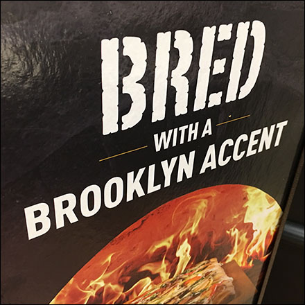 Bred with a Brooklyn Accent, Fuhgeddaboudit