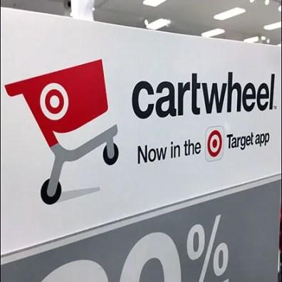 Target App Cartwheel Built-In