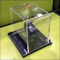 Pro-Trek Wristwatch Clear Museum Case