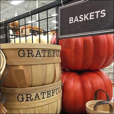 Random Wicker Basket Selection In-Stock