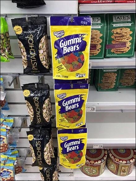 Gummi Bears Right-Angle Display Hook