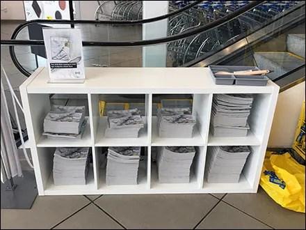 IKEA Catalog Cubbyhole Outfitting