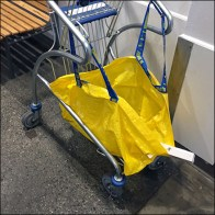 IKEA Shopping Cart Shopping-Bag-Sling