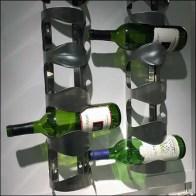 IKEA Wine-Rack Endcap Merchandising Feature