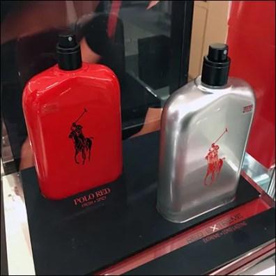 Ralph Lauren Polo Red Counter-Top Display