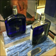 Ralph Lauren Polo Ultra Blue Counter-Top Display