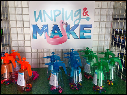 Unplug And Make-Something-Creative