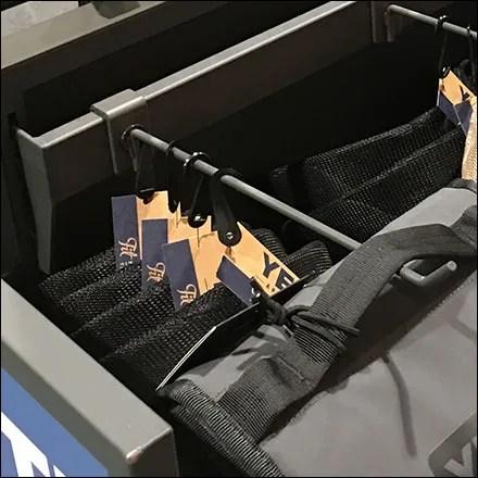 Yeti Branded Bar-Mount Display Hook