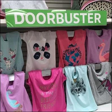 Doorbuster Shelf-Overlay Shelf-Talker