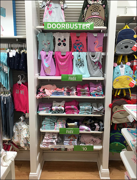 Doorbuster Shelf-Overlay Shelf-Talker
