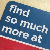 Find-So-Much-More Floor Graphic