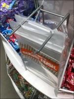 Candy Bulk-Bin Bag Dispenser Built-In