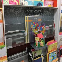 Hallmark Pop-Up Greeting-Card Diorama Display