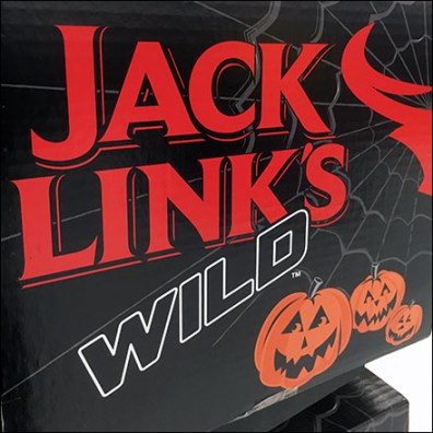 Jack-Link's Wild Halloween Beef-Jerky