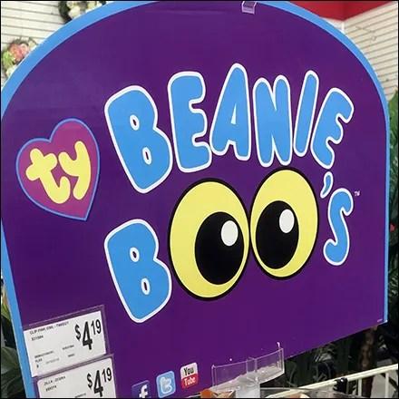 Ty Beanie-Boos Plush Circular-Tray-Tower