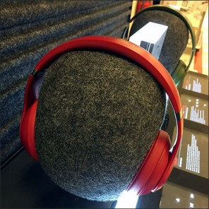 Beats Headphone Textured-Head-Form