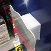 Three-Dimensional Styrofoam Spacer Block