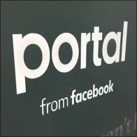 Facebook Portal-Video Endcap Display