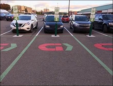Giant Generous BOPIS Parking Capacity