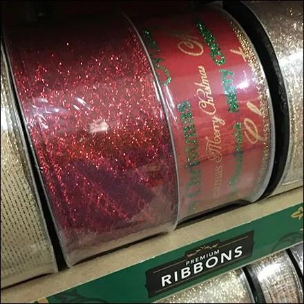 Members-Mark Private-Label Christmas Ribbon