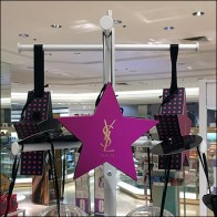 Macys Faceout Fragrance Tree Display Aux