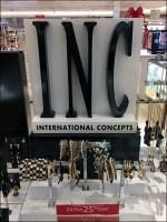 INC International Concepts Jewelry Display