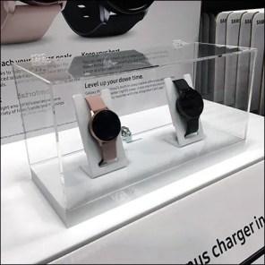 Samsung Twin Wristwatch Elongated-Museum-Case