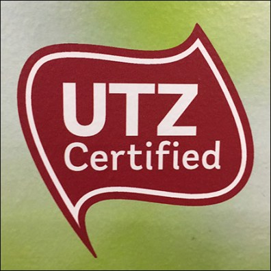 UTZ Sustainability Logo Square2