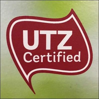UTZ Sustainability Logo Square2